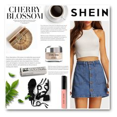 """""""SheIn Contest"""" by miinni ❤ liked on Polyvore featuring Olay and Bobbi Brown Cosmetics"""