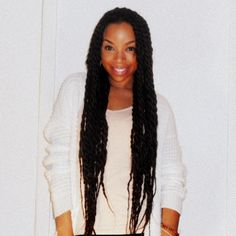 Senegalese twists. :-)