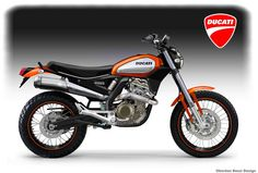 Ducati Desmoscrambler concept by Oberdan Bezzi picture: 361479 - Top Speed