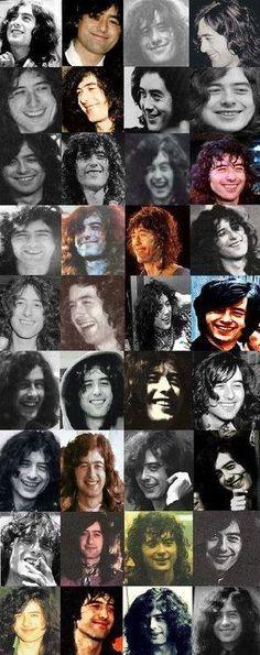 The beautiful Jimmy Page