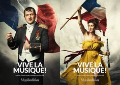 Let the French music conquer you this fall. Musikaliska Concert Hall Ads
