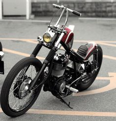 Any owners of skinny bikes? Let's see yours! - More at Choppertown.com