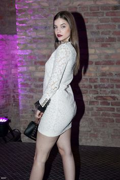 Barbara Palvin At Glamour Hungary's Women Of The Year Gala In Budapest