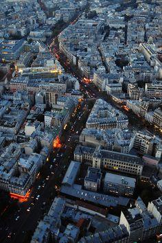 Paris, Douglas Baker