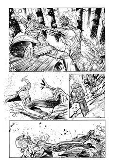 BPRD 2 page 17 by James Harren