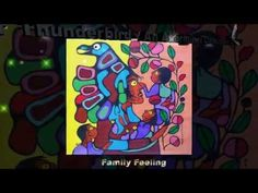 Norval Morrisseau An Aboriginal Canadian Artist The 'Picasso of the North'