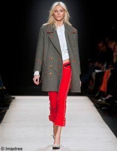 Slim rouge - Isabel Marant