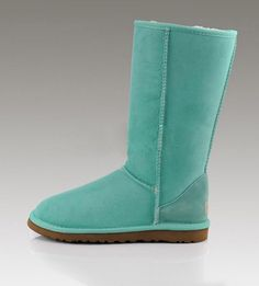 Smart appearance give you unlimited confidence, now 5 fold 【Good quality UGG 】  Tall Classic Mint Green Ugg 5815 Boots Outlet UK$119.22