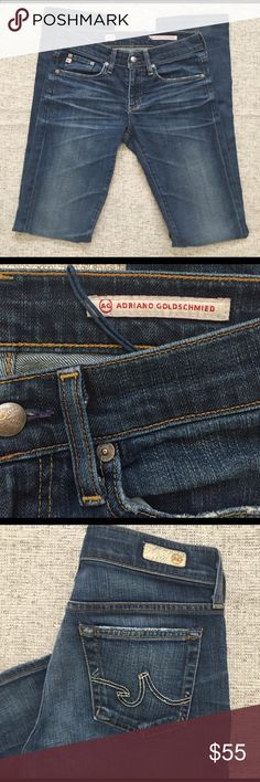 AG Adriano Goldschmied Jeans AG Adriano Goldschmied jeans in Tomboy boyfriend fit. Waist 30(sits at hip) rise 8, inseam 34. Super good condition AG Adriano Goldschmied Jeans Boyfriend