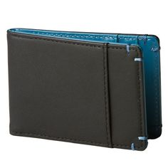 TravelSmith RFID-Blocking Leather Money Clip