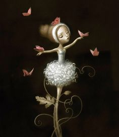 Beautiful+Nightmares+by+Nicoletta+Ceccoli | Beautiful Nightmare