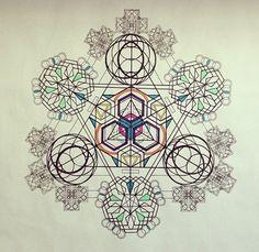Image result for kaleidoscope geometries