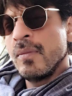 After days & nites of non stop anchoring attending dancing meetings shootings…working! Finally a Sunday off_ SRK