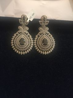To buy this elegant imitation earrings please direct message on this link   https://www.facebook.com/www.CoutureGirl.co.in/