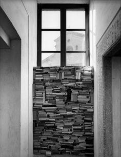 Jannis Kounellis. ©CarloChiavacci