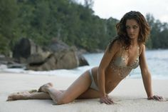 Candice Boucher for Sports Illustrated  by Wahb Mabkhout