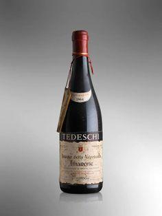 Recioto della Valpolicella 1964 #amarone #wine #vino