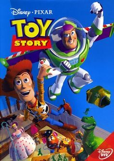Toy Story - You may not realize this, but Joss wrote the screenplay for the first one. Pixar Movies, Disney Films, Kid Movies, Movies To Watch, Family Movies, Disney Pixar, Childhood Movies, Disney Animated Movies, 1995 Movies