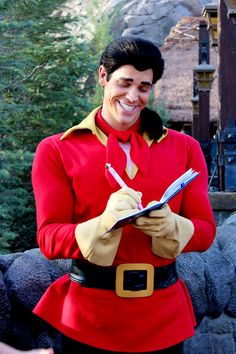 Gaston, Beauty and the Beast.