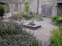 Kilgraney House Herb Garden, Ireland