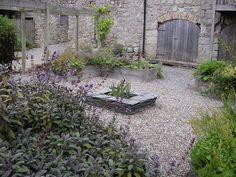 Kilgraney House Herb Garden, Ireland