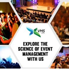 Explore the Science of Event Management With Us #VmsEventsPvtLtd