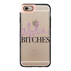 iPhone 6 Plus/6/5/5s/5c Metaluxe Case - Aloha, Bitches ($50) ❤ liked on Polyvore featuring accessories, tech accessories, iphone case, iphone cover case et apple iphone cases