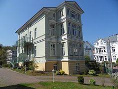 Strandnahe, stilvolle Kaiserbädervilla mit neun komfortablen Wohnungen mit WLAN    - Wohnung 9