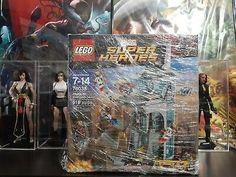 LEGO Marvel Super Heroes Attack on Avengers Tower set 76038 ☆NEW☆ Malibu Mansion, Lego Marvel Super Heroes, Geek Gear, Marvel Fan, Lego Sets, Marvel Universe, Hulk, Thor, Iron Man