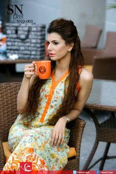 Sobia Nazir Pret & Tunic Collection 2015