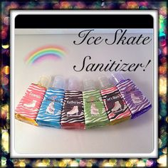 Ice Skating Party FavorsIce Skate Hand by lilrocknparty on Etsy, $12.00