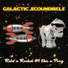 Ride A Rocket 69 Like A Pony (Ginuwine x Connee Allen x Bloodhound Gang)