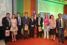 Concejo municipal asume período 2016-2020