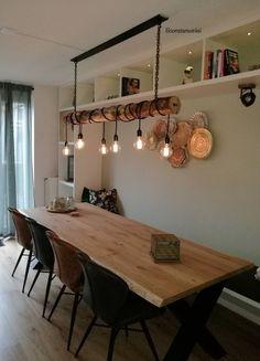 Home Room Design, Interior Design Living Room, House Design, Design Hotel, Design Design, Cheap Diy Home Decor, Homemade Home Decor, Dining Room Inspiration, Home Decor Kitchen