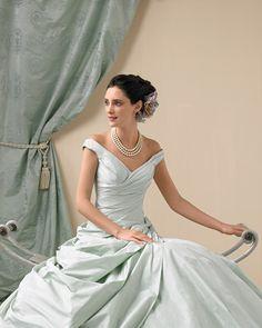 glamorous dress...