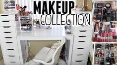 Makeup Collection & Organization | 2015