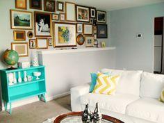 Our Impulsive Living Room Re-do   Design Par Deux