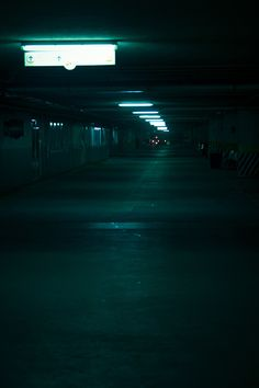 Parking garage - Writing inspiration #nanowrimo #settings #scenes