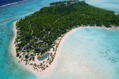 Marlo Brando's Private Island in Tahiti Called Tetiaroa: Tetiaroa Island and The Brando Resort