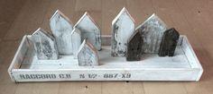 Wooden houses /Holzhäuser