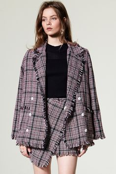 Shauna Tweed Jacket Discover the latest fashion trends online at storets.com #down jacket  #Military Jacket  #Military Jacket