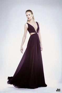 Bellos vestidos largos para fiesta elegantes | Moda en vestidos largos