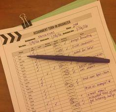Assignment Organiser