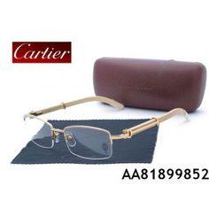 Cartier Wood Eyeglasses W319 - Cartier Wood Glasses