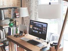 Murat Gürsoy's workspace.