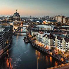 Berlin, Germany    F O T O:  @anetkaiwa .