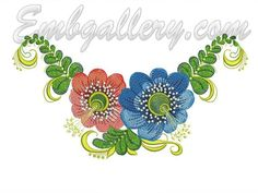 """""""Two Flowers"""" 