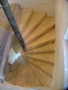 Pinterest the world s catalog of ideas for Square spiral staircase plans
