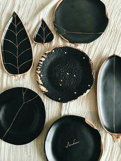 ceramics / clay / black / kitchen accessories / tableware / dishware / plates / borden / keuken accessoires / zwart / design The post ceramics / clay / black / kitchen accessories / ta… appeared first on Best Pins for Yours. Ceramic Clay, Ceramic Pottery, Ceramic Plates, Porcelain Clay, Ceramic Decor, Tetra Pak, Keramik Design, Diy Tableware, Diy Interior