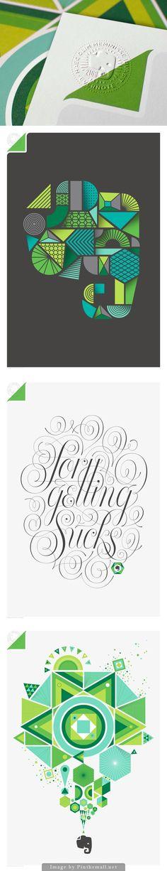 #branding #design #evernote